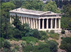 Temple of Hephaestos