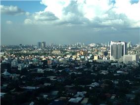 View of Makati City Hall