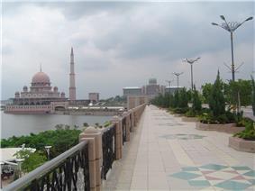 Skyline of Wilayah Persekutuan Putrajaya
