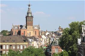View of Nijmegen.