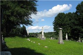 Village Cemetery 1832