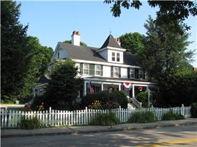 Falmouth Village Green Historic District