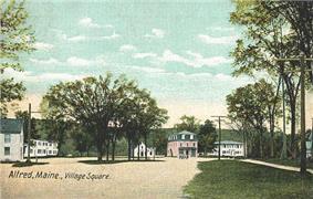 Village Square c, 1906