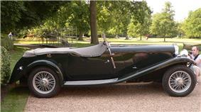 Lagonda 3½-litre