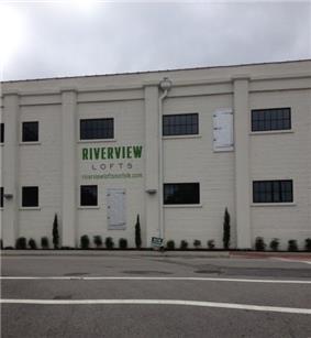 Virginia Ice & Freezing Corporation Cold Storage Warehouse