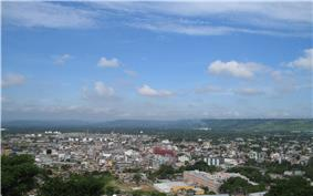 View over Poza Rica