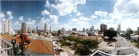 Skyline of Marília, São Paulo