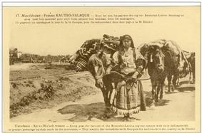 Vlach women from Larissa