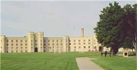 logo of the Virginia Military Institute