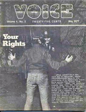 Cover of the May 1977 issue of