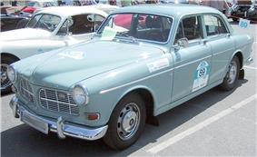 1965 Volvo 121.