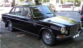 1971 Volvo 142.