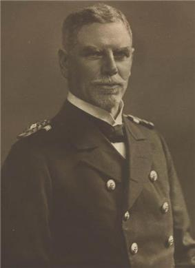 Vice-Admiral Graf Maximilian von Spee