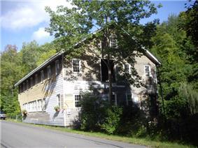 Vosburg Turning Mill Complex