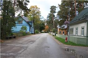 Street in Võsu