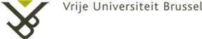 Logo of the Vrije Universiteit Brussel
