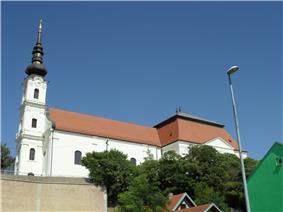Church of Saints Philip and James, Vukovar
