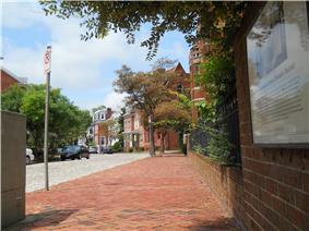 West Freemason Street Area Historic District