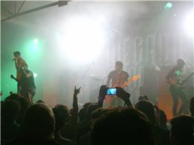 We Came as Romans live in Cologne (2012)