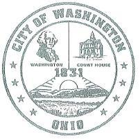 Official seal of Washington Court House, Ohio
