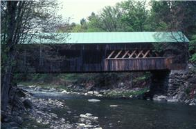 Williamsville Covered Bridge