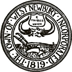 Official seal of West Newbury, Massachusetts