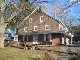 Woodbury Friends' Meetinghouse