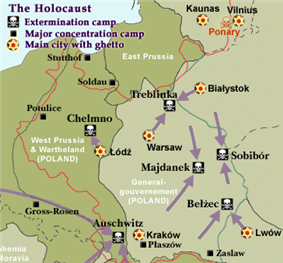 occupied Poland