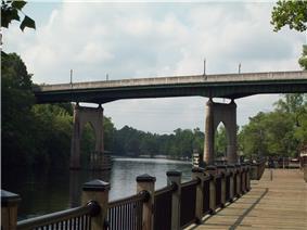Waccamaw River Memorial Bridge