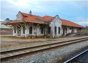 Wadley Railroad Depot