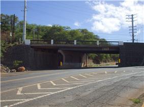 Wai'ale Drive Bridge