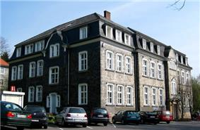Town hall in Waldbröl