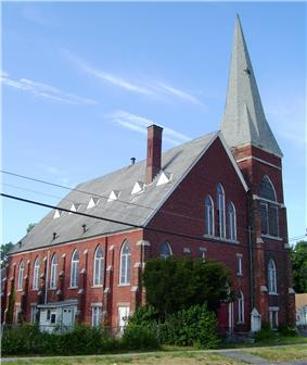 Wall Street Methodist Episcopal Church