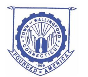 Official seal of Wallingford, Connecticut