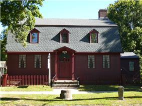 Samuel Parsons House