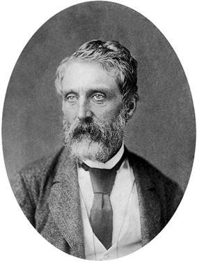 Portrait of William E. M'Lellin