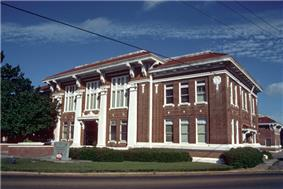 Walthall County Courthouse and Jail