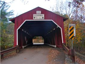 Wanich Covered Bridge No. 69