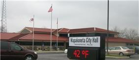 Wapakoneta City Hall
