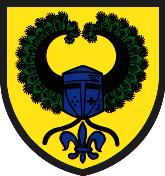 Coat of arms of Bad Gandersheim