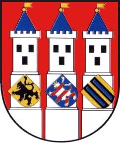 Coat of arms of Bad Langensalza
