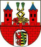 Coat of arms of Bernburg