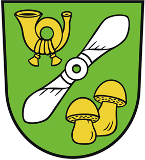 Coat of arms of Borkheide