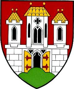 Coat of arms of Burghausen