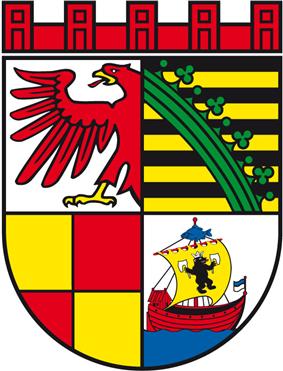 Coat of arms of Dessau-Roßlau