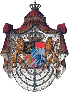 Royal coat of arms of Bavaria