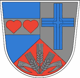 Coat of arms of Dunum, Lower Saxony
