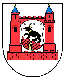 Coat of arms of Güsten