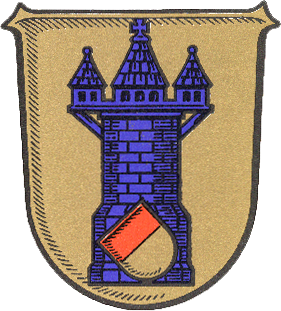 Coat of arms of Hungen