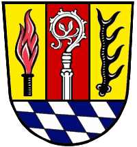 Coat of Arms of Eichstätt district
